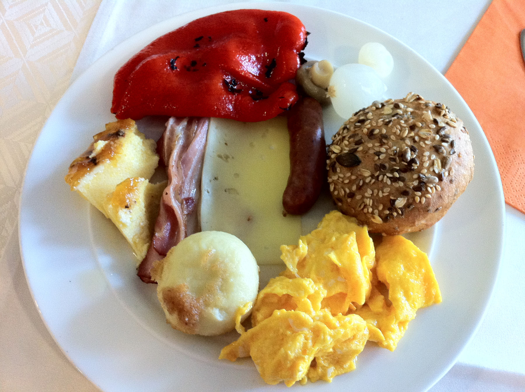 Best Food In Bled Slovenia