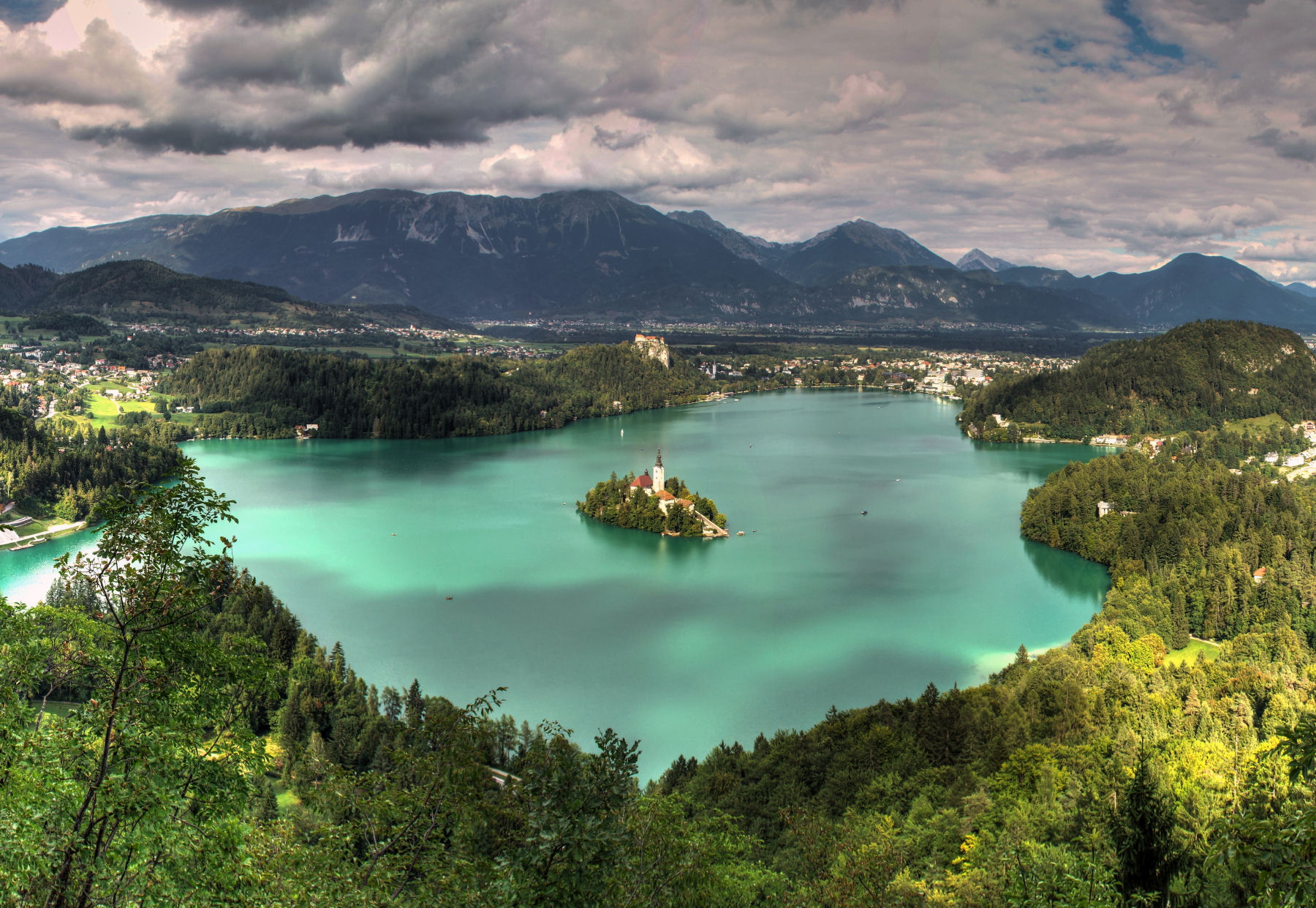 30 Beautiful Lake Bled Photos To Inspire You To Visit Slovenia