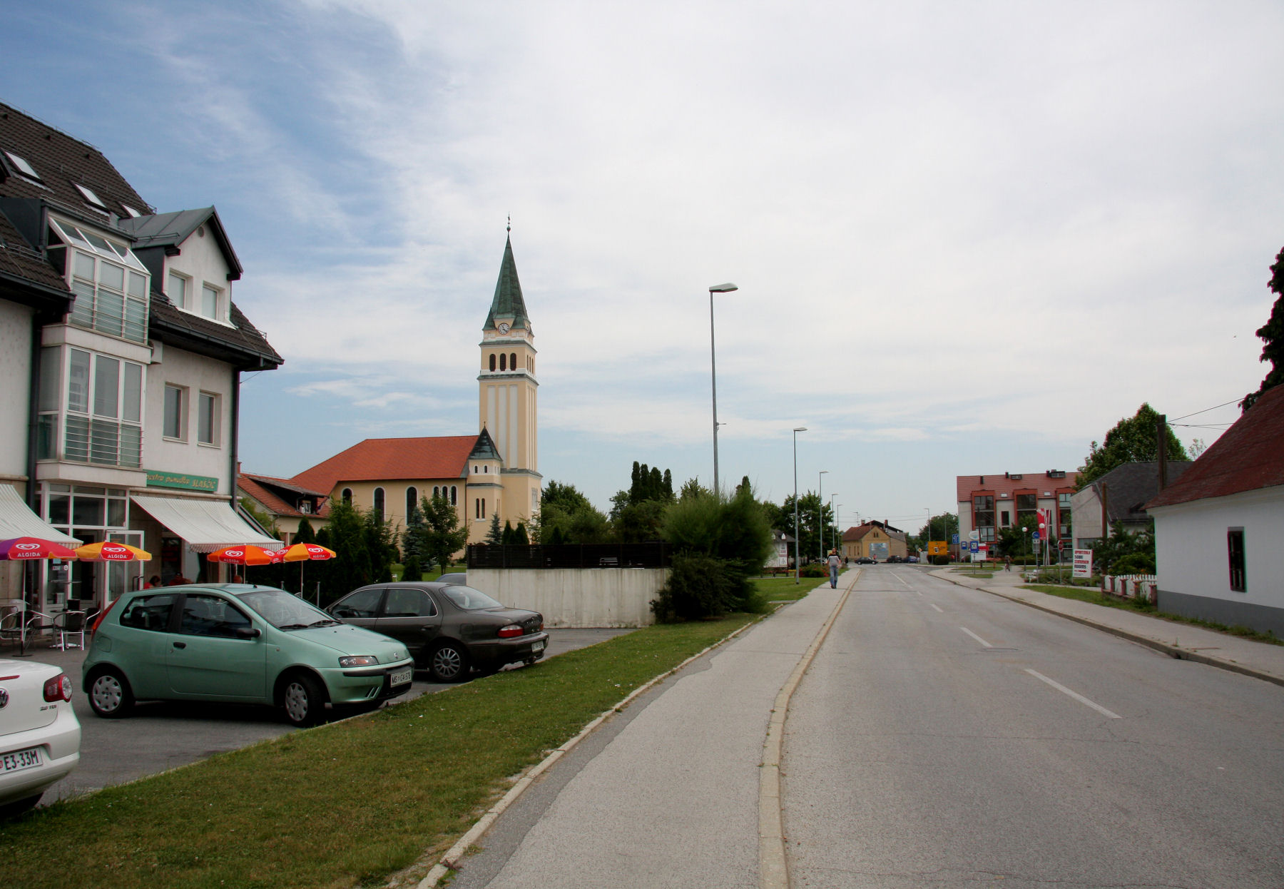 Moravske Toplice is situated in the northeast of Slovenia in the middle of the Prekmurje region