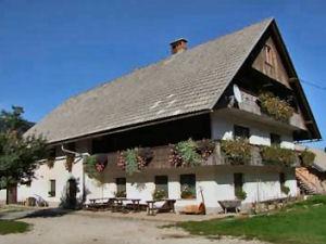 Farmhouse Soklic Bohinj Slovenia