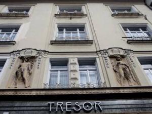 Hostel Tresor Ljubljana Slovenia