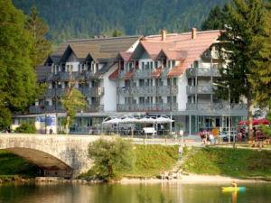 Hotel Jezero Bohinj Slovenia