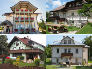 Lake Bled self catering apartments