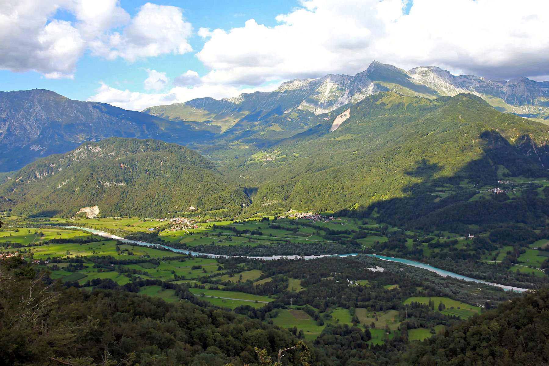 Soca Valley is an area of outstanding unspoilt natural beauty
