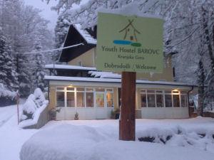 Youth Hostel Barovc Kranjska Gora Slovenia