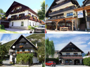 Bohinj bed and breakfasts