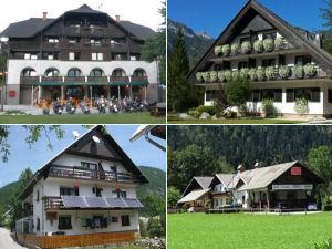 Bohinj guest houses