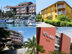 Izola hotels