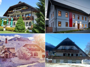 Kranjska Gora bed and breakfasts