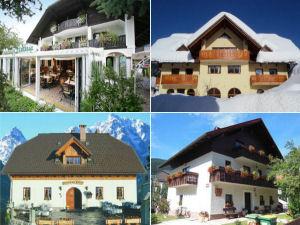 Kranjska Gora guest houses