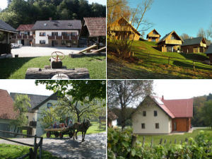 Ljubljana farm stays