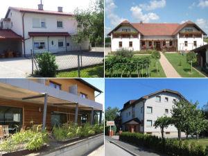 Moravske Toplice guest houses