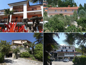 Portoroz guest houses