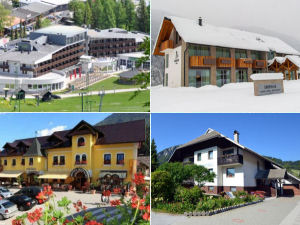 Kranjska Gora accommodations
