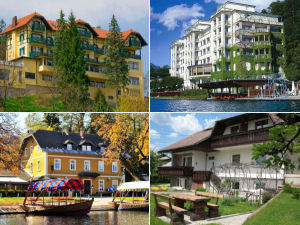 Lake Bled accommodations