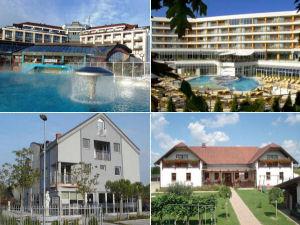 Moravske Toplice accommodations