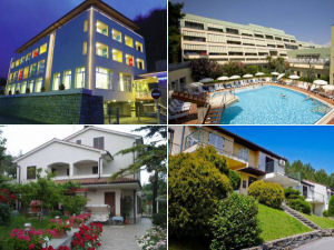 Strunjan accommodations