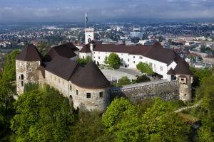 Ljubljana Castle Slovenia