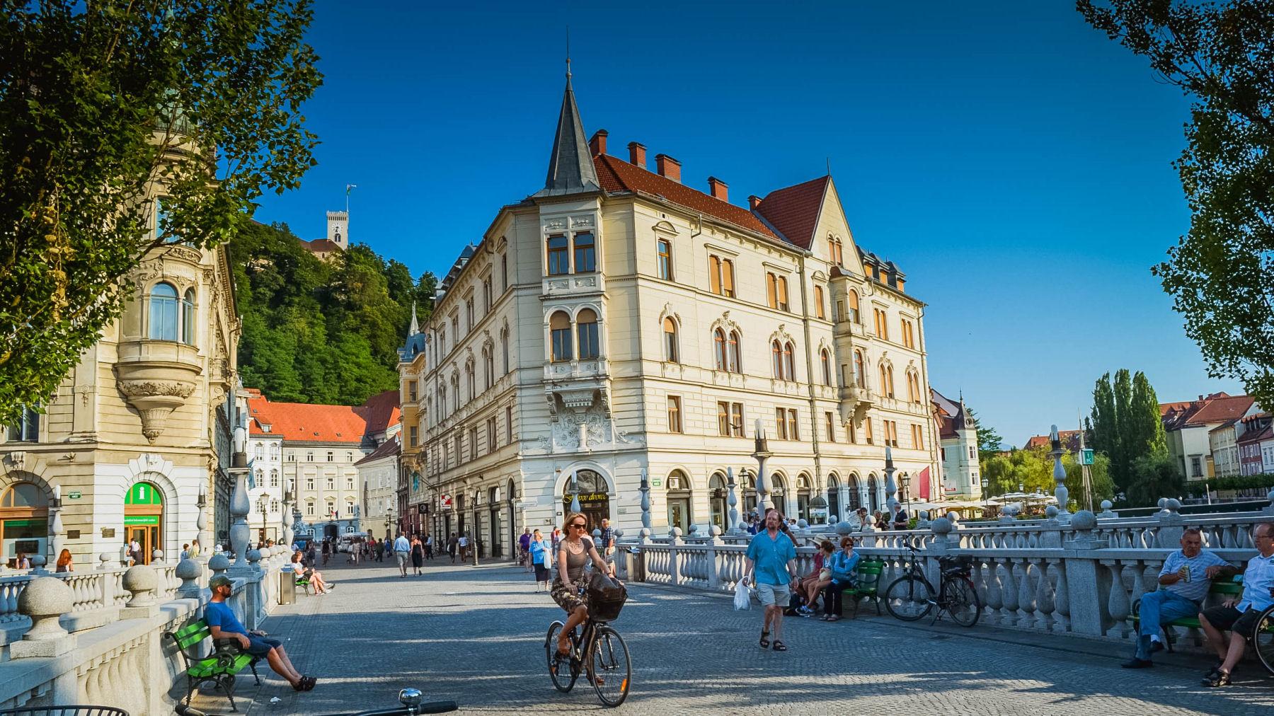 Best Restaurants In Ljubljana Old Town