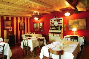 Restaurant Spajza in Ljubljana Slovenia