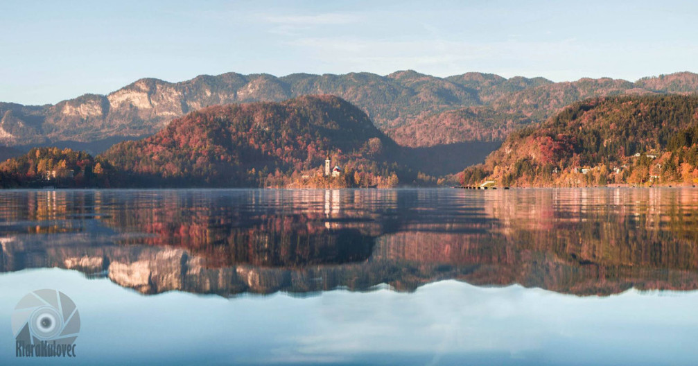 Lake Bled is the number one tourist attraction in Slovenia