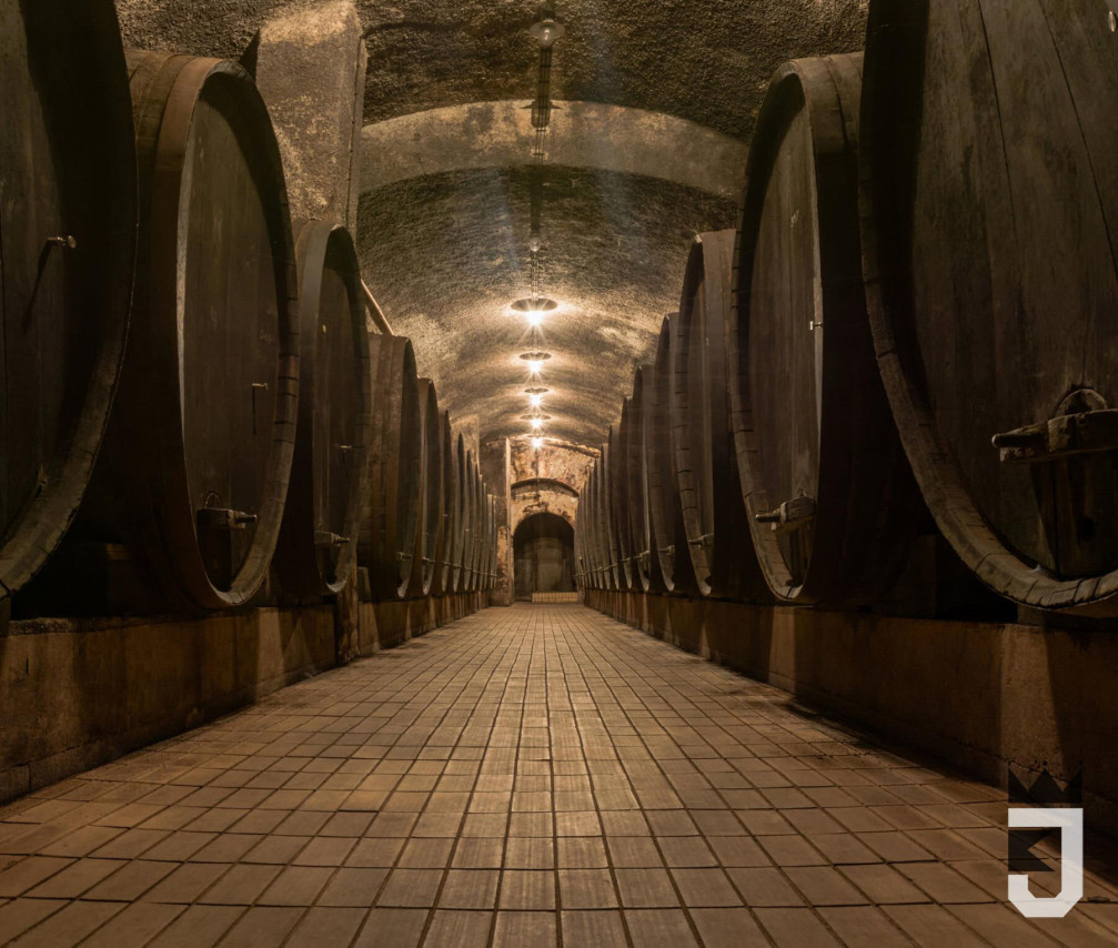 Vinag Wine Cellar in Maribor, Slovenia