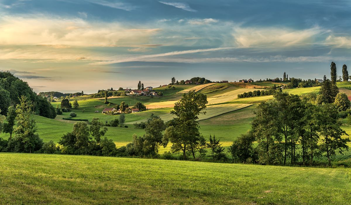 40 Landscape Photos from the Styria Region by Peter Zajfrid