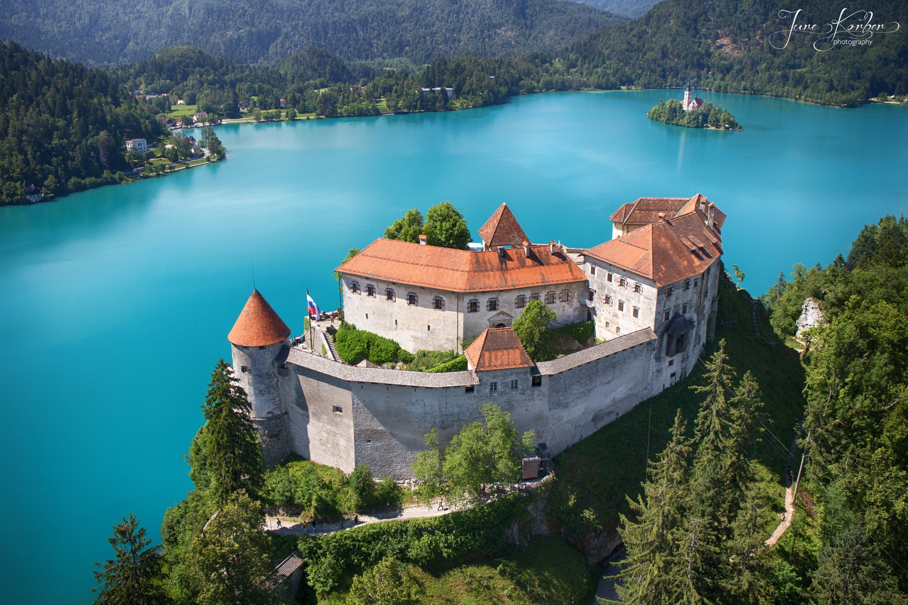 35 Stunning Aerial Drone Photos From Around Slovenia
