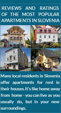 Slovenia holiday apartments