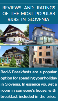 Slovenia Bed and Breakfasts