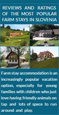 Slovenia Farm Stay Accommodation