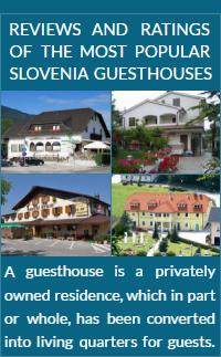 Slovenia guest houses