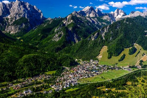 Kranjska Gora Slovenia
