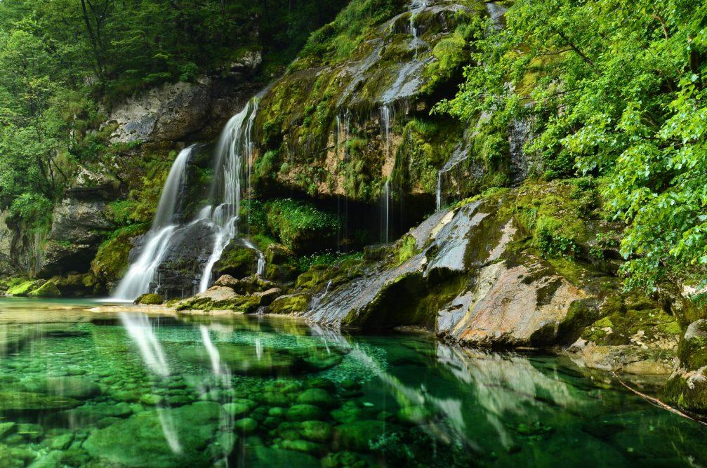 virje-waterfall-slovenia