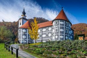 Olimje Monastery in Podcetrtek