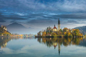 Slovenia Landscape Photos By Branko Cesnik