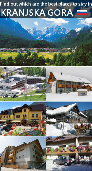 Places to stay in Kranjska Gora, Slovenia