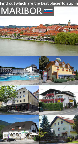 Places to stay in Maribor, Slovenia