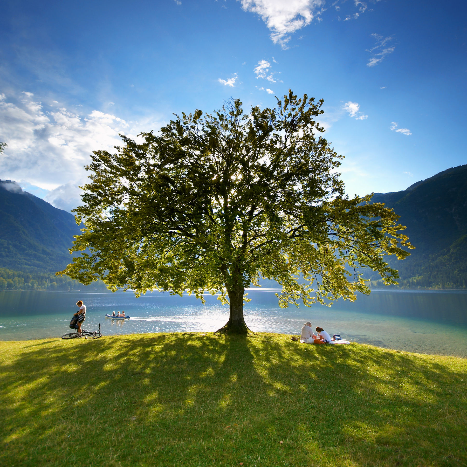 slovenia celebrated the earth day on april 22nd as the 5th most