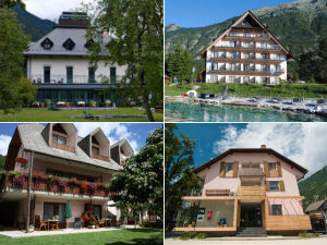 Places to stay in Bovec, Slovenia