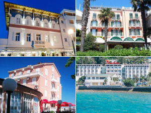 Collage Of Piran Hotels
